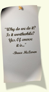 quote from Bruce