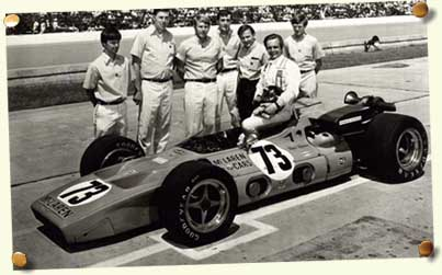 Team at Indy